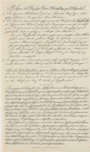 Bild av en typisk arkivhandling med tättskriven, svårläst text.